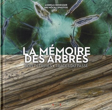 Andreas Honegger et Urs Mökli - La mémoire des arbres - Bois pétrifiés, traces du passé.