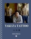 Andreas Johansson - Yakuza tattoo.