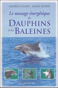 Galabria.be Le message énergétique des dauphins et des baleines Image