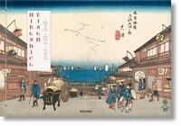 Andreas Marks et Rhiannon Paget - Hiroshige & Eisen - Les soixante-neuf stations de la route Kisokaido.