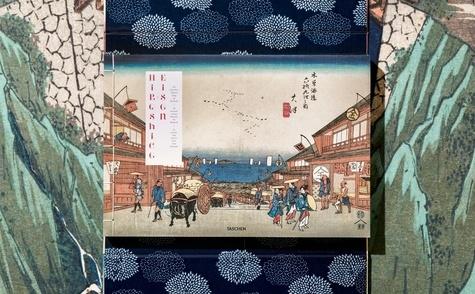 Hiroshige & Eisen. Les soixante-neuf stations de la route Kisokaido