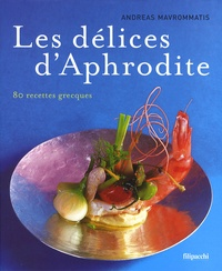 Deedr.fr Les délices d'Aphrodite - 80 recettes grecques Image