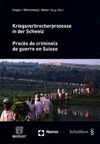 Checkpointfrance.fr Procès de criminels de guerre en Suisse Image