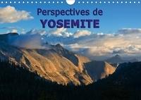 Andreas Schoen - Perspectives de Yosemite (Calendrier mural 2017 DIN A4 horizontal) - Beauté naturelle durant toutes les saisons (Calendrier mensuel, 14 Pages ).