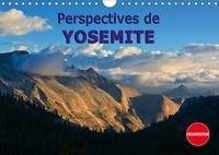 Andreas Schoen - Perspectives de Yosemite (Calendrier mural 2017 DIN A4 horizontal) - Beauté naturelle durant toutes les saisons (Calendrier anniversaire, 14 Pages ).