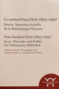 Accentsonline.fr Le cardinal Franz Ehrle (1845-1934) - Jésuite, historien et préfet de la Bibliothèque vaticane Image