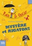 Andreas Steinhöfel - Rico & Oscar Tome 1 : Mystère et rigatoni.