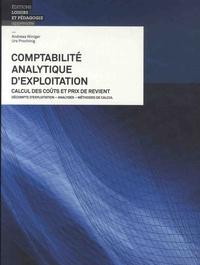Accentsonline.fr Comptabilité analytique d'exploitation - Calcul des coûts et prix de revient - Décompe d'exploitation, analyses, méthodes de calcul Image