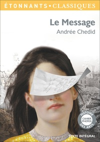 Le message - Andrée Chedid - Format PDF - 9782081393776 - 3,49 €