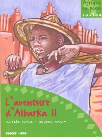 Andrée Clair - L'aventure d'Albarka Tome 2 : .