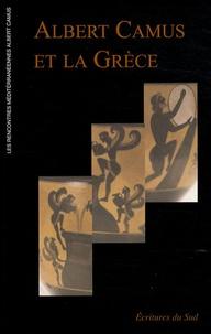 Andrée Fosty - Albert Camus et la Grèce.