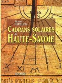 Andrée Gotteland - Cadrans solaires de Haute-Savoie.