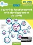 Andrée Hirep-Ali et Evelyne Grégoire-Guillemain - Soutenir le fonctionnement et le développement de la PME Bloc 4 BTS GPME 1re et 2e années.
