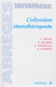 Andrée Kraemer et Christian Meyer - L'infirmière stomathérapeute.