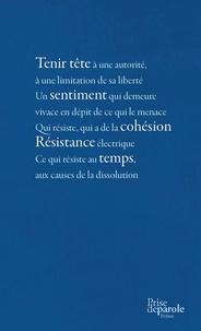 Andrée Lacelle et  Collectif - Poèmes de la résistance.