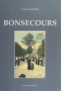Andrée Philippe et Pierre Lainry - Bonsecours.