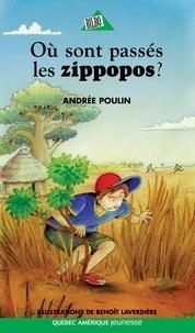 Andrée Poulin - Où sont passés les zippopos?.