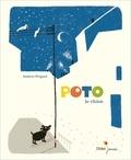 Andrée Prigent - Poto le chien.