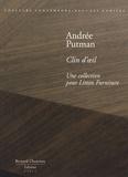 Andrée Putman et Michèle Lécluse - Andrée Putman - Clin d'oeil - Une collection pour Litton Furniture.