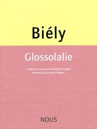 Andréi Biély - Glossolalie.