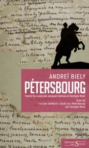 Andréi Biély - Pétersbourg.