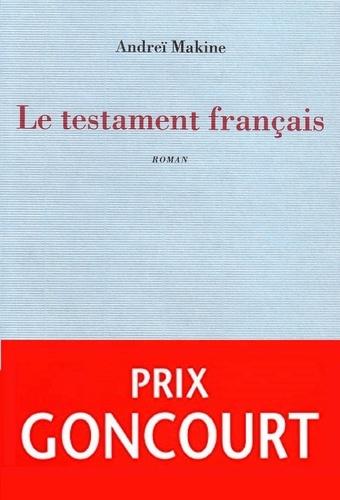 Le testament français - Andreï Makine - Ebooks - Furet du Nord