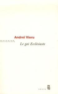 Andreï Vieru - Le gai ecclésiaste - Regards sur l'art.