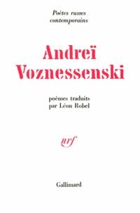 Andrei Voznessenski - Poèmes.