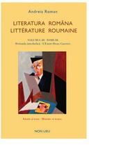 Andreia Roman - Litterature roumaine - Tome 3, L'Entre-Deux-Guerres, édition bilingue français-roumain.