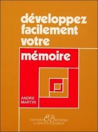 Andreu Martin - Développez facilement votre Mémoire.