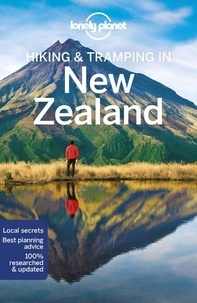 Andrew Bain et Jim DuFresne - Hiking and Tramping in New Zealand. 1 Plan détachable