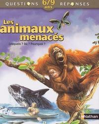 Les animaux menacés.pdf