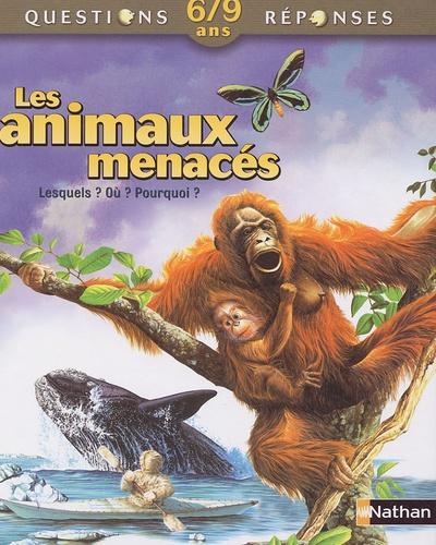 Andrew Charman - Les animaux menacés.