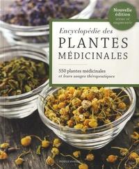 Andrew Chevallier - Encyclopédie des plantes médicinales - 550 plantes médicinales et leurs usages thérapeutiques.