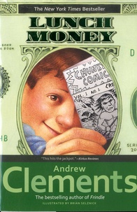 Andrew Clements - Lunch Money.
