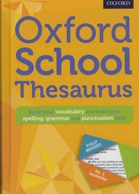 Andrew Delahunty - Oxford School Thesaurus.
