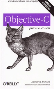Andrew Duncan - Objective-C.
