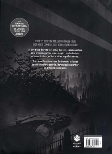 Batman, l'histoire complète du chevalier noir. Comics, cinéma, séries, jeux vidéo - Avec de nombreux inserts et dépliants