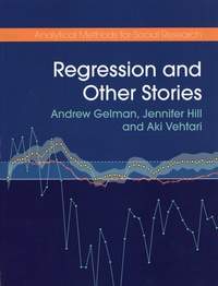 Andrew Gelman et Jennifer Hill - Regression and other stories.