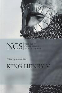 Andrew Gurr - King Henry V.