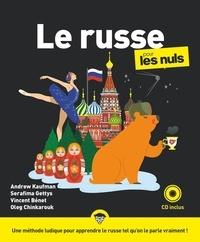 Andrew Kaufman et Serafima Gettys - Le russe pour les nuls.