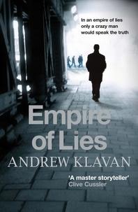 Andrew Klavan - Empire of Lies.