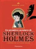 Andrew Lane - Les premières aventures de Sherlock Holmes Tome 3 : L'espion de la place rouge.
