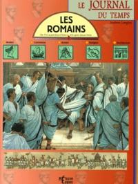 Les Romains. De 753 avant Jésus-Christ à 476 après Jésus-Christ.pdf