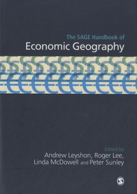 Andrew Leyshon et Roger Lee - The Sage Handbook of Economic Geography.