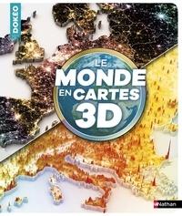 Le monde en cartes 3D - Andrew Macintyre |