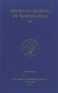 Andrew Meadows - American Journal of Numismatics 26.