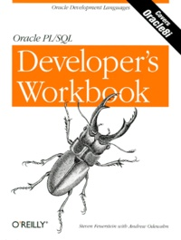 Deedr.fr Oracle PL/SQL Developer's Workbook Image