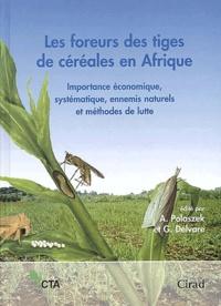 Histoiresdenlire.be Les foreurs des tiges de céréales en Afrique - Importance économique, systématique, ennemis naturels et méthodes de lutte Image