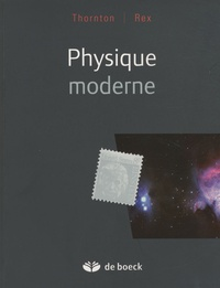 Physique moderne - Andrew Rex |